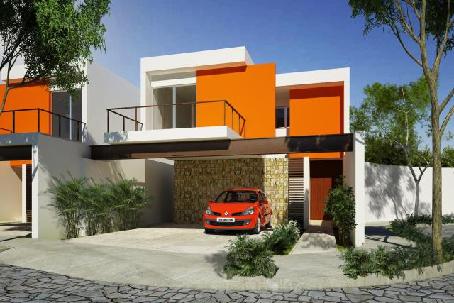 Coralline Homes for sale in Playa del Carmen - Description
